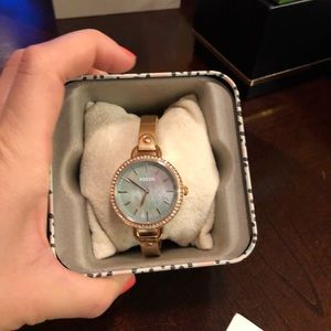 Fossil Watch-Women's Fashion Watch with box/tags